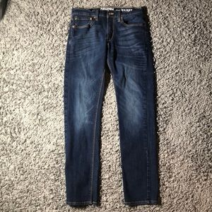 Levi's Denzien | 216 | skinny fit | blue jeans